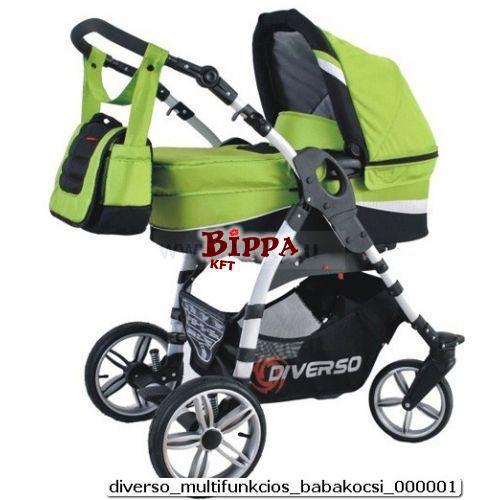 Babakocsi Diverso 3in1